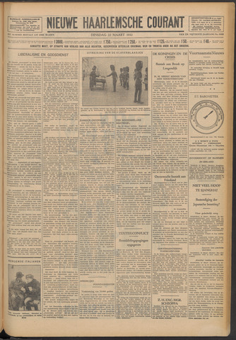 Nieuwe Haarlemsche Courant 1932-03-22