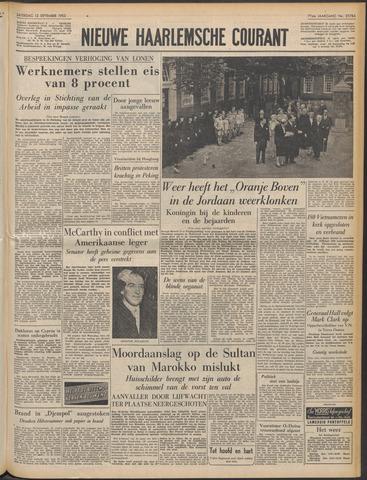 Nieuwe Haarlemsche Courant 1953-09-12