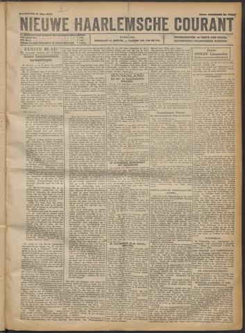 Nieuwe Haarlemsche Courant 1920-07-21