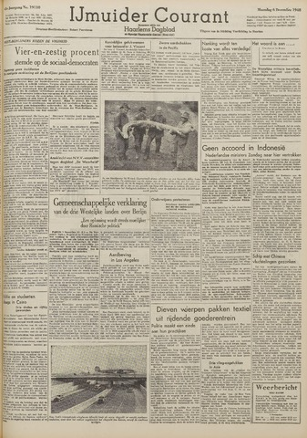 IJmuider Courant 1948-12-06