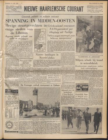Nieuwe Haarlemsche Courant 1958-06-16