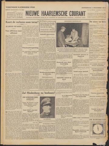 Nieuwe Haarlemsche Courant 1932-12-01