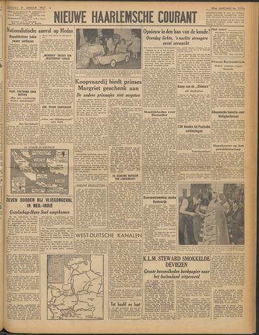 Nieuwe Haarlemsche Courant 1947-01-21