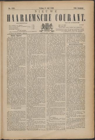 Nieuwe Haarlemsche Courant 1890-07-11