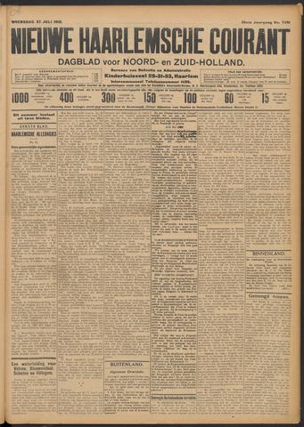 Nieuwe Haarlemsche Courant 1910-07-27