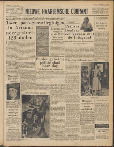 Nieuwe Haarlemsche Courant 1956-07-02