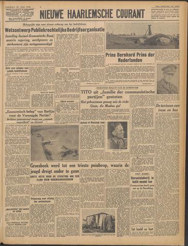 Nieuwe Haarlemsche Courant 1948-06-29