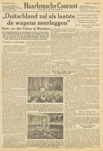 Haarlemsche Courant 1943-11-09