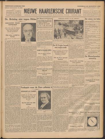 Nieuwe Haarlemsche Courant 1933-08-23