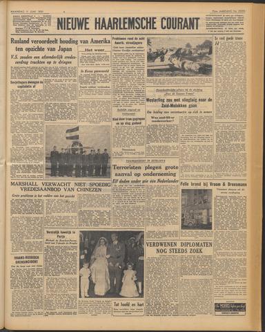 Nieuwe Haarlemsche Courant 1951-06-11