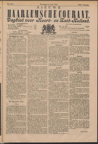 Nieuwe Haarlemsche Courant 1900-04-25