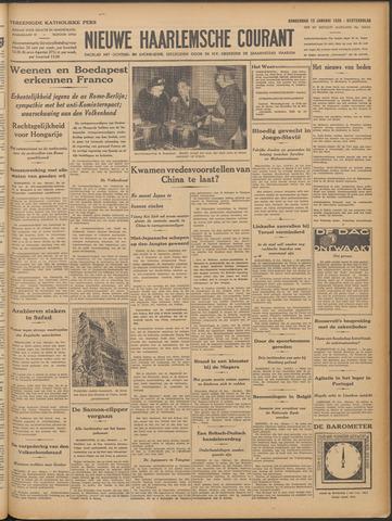 Nieuwe Haarlemsche Courant 1938-01-13