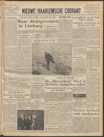Nieuwe Haarlemsche Courant 1954-02-02