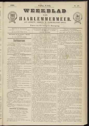 Weekblad van Haarlemmermeer 1881-07-08