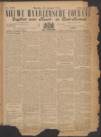 Nieuwe Haarlemsche Courant 1898-01-31
