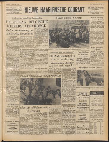 Nieuwe Haarlemsche Courant 1961-01-06
