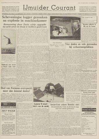 IJmuider Courant 1959-08-10