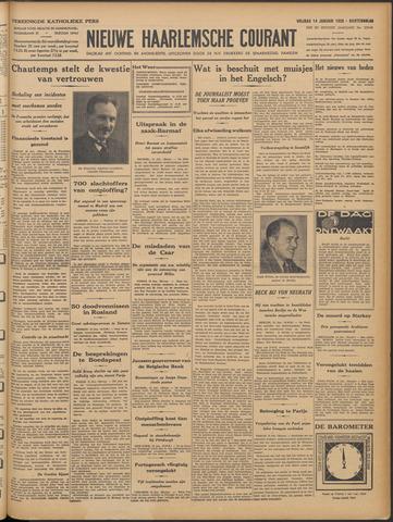 Nieuwe Haarlemsche Courant 1938-01-14