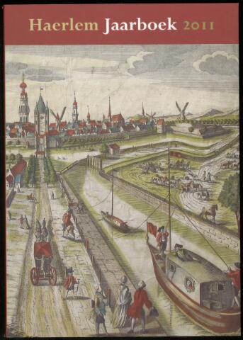 Jaarverslagen en Jaarboeken Vereniging Haerlem 2011