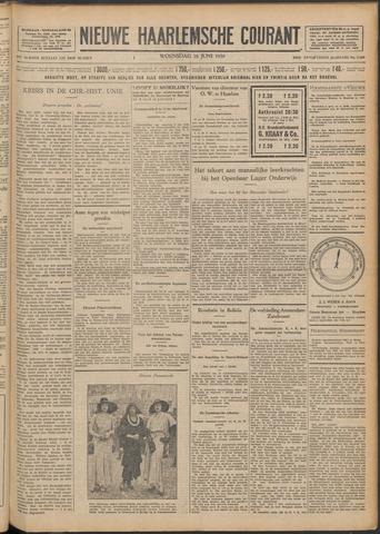 Nieuwe Haarlemsche Courant 1930-06-18