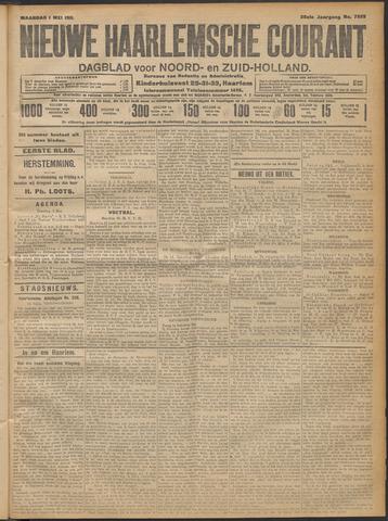 Nieuwe Haarlemsche Courant 1911-05-01