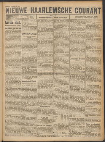Nieuwe Haarlemsche Courant 1921-02-15
