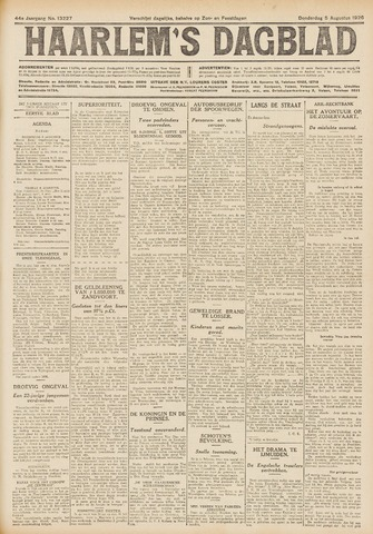 Haarlem's Dagblad 1926-08-05