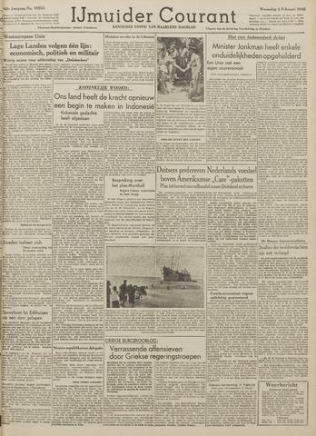 IJmuider Courant 1948-02-04