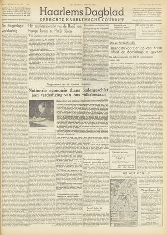 Haarlem's Dagblad 1951-03-17