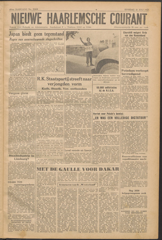 Nieuwe Haarlemsche Courant 1945-07-31