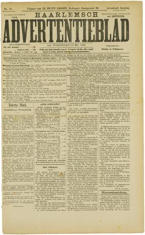 Haarlemsch Advertentieblad 1895-05-22