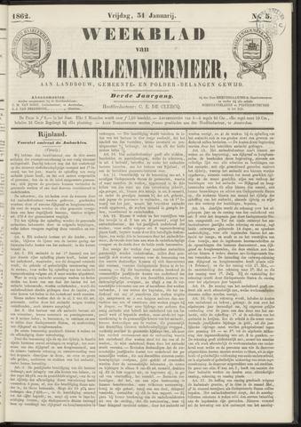 Weekblad van Haarlemmermeer 1862-01-31