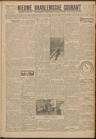 Nieuwe Haarlemsche Courant 1925-09-10