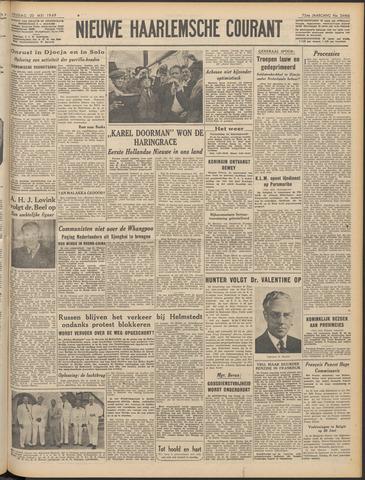 Nieuwe Haarlemsche Courant 1949-05-20