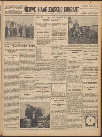 Nieuwe Haarlemsche Courant 1935-06-07