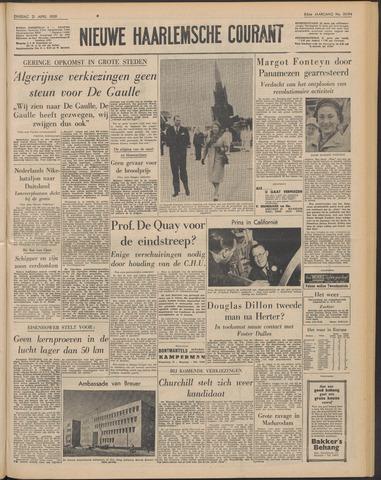 Nieuwe Haarlemsche Courant 1959-04-21