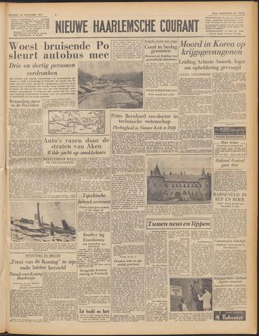 Nieuwe Haarlemsche Courant 1951-11-16