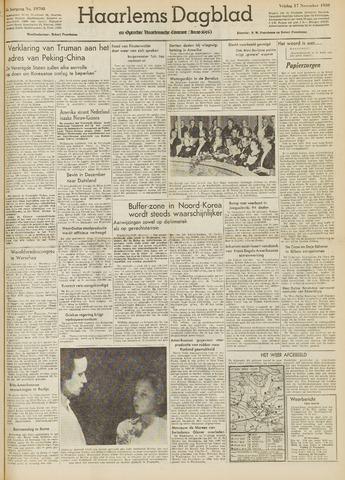 Haarlem's Dagblad 1950-11-17
