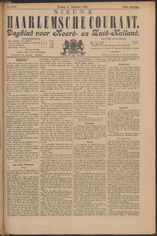 Nieuwe Haarlemsche Courant 1897-12-21
