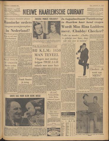 Nieuwe Haarlemsche Courant 1963-12-11