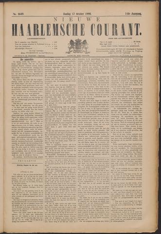 Nieuwe Haarlemsche Courant 1886-10-17