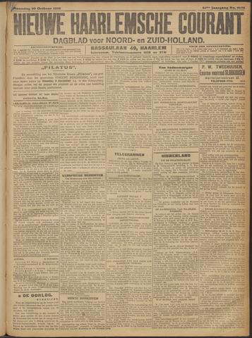 Nieuwe Haarlemsche Courant 1916-10-30
