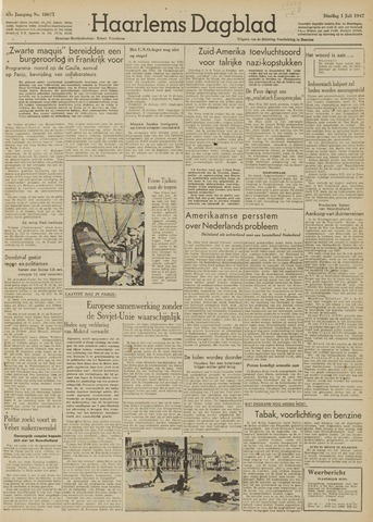 Haarlem's Dagblad 1947-07-01