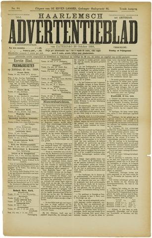 Haarlemsch Advertentieblad 1888-10-20