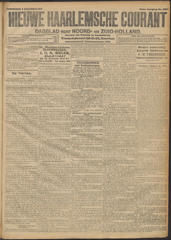 Nieuwe Haarlemsche Courant 1914-12-03