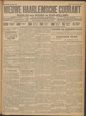 Nieuwe Haarlemsche Courant 1913-08-20