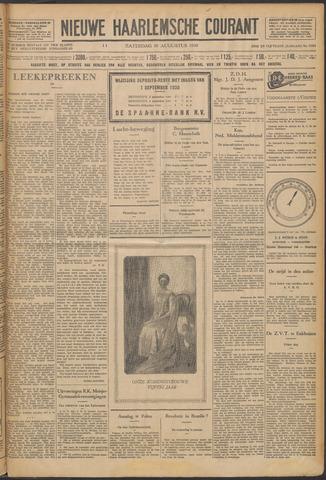 Nieuwe Haarlemsche Courant 1930-08-30