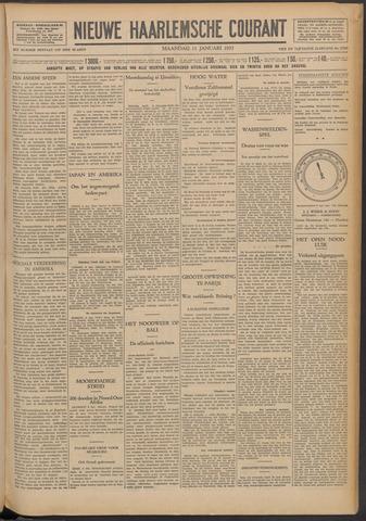 Nieuwe Haarlemsche Courant 1932-01-11