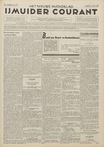 IJmuider Courant 1938-04-02