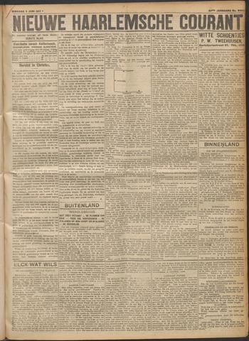 Nieuwe Haarlemsche Courant 1917-06-05